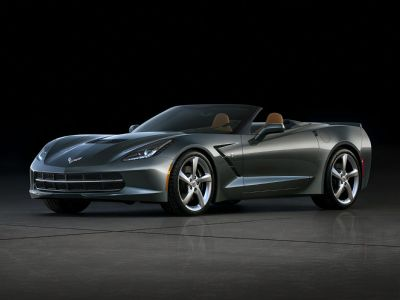 2019 Chevrolet Corvette Stingray (Red Metallic)