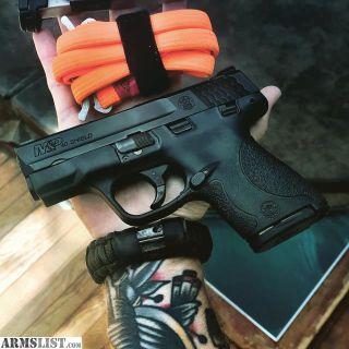 For Trade: Bnib m&p shield .40