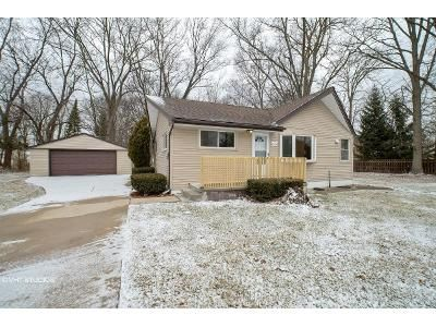 3 Bed 1 Bath Foreclosure Property in Taylor, MI 48180 - Maplelawn Ave