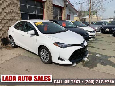 2017 Toyota Corolla LE CVT (Natl) (Super White)
