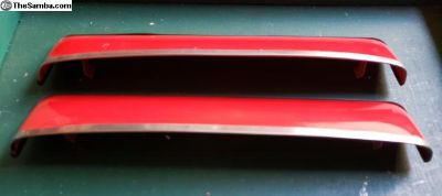 Type 3 Formula Vee fresh air scoops