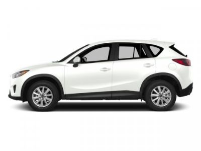 2015 Mazda CX-5 Touring (Crystal White Mica)