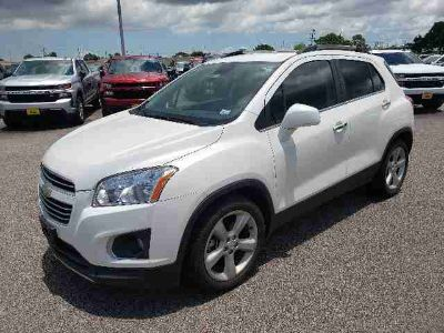 Used 2015 Chevrolet Trax FWD 4dr