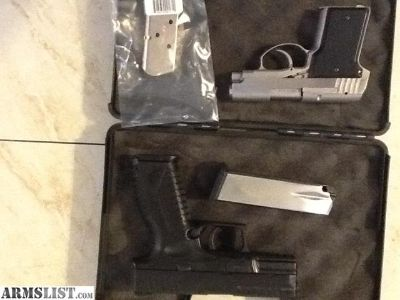 For Sale/Trade: AMT 45acp Back Up & Springfield XDM-40