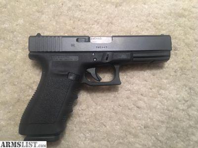 For Sale: Glock 20+357sig conversion