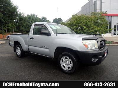 2006 Toyota Tacoma Base (Silver Streak Mica)