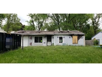 3 Bed 1.0 Bath Preforeclosure Property in Kansas City, KS 66112 - N 83rd Ter