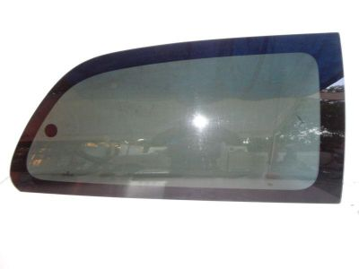 Buy 96-00 T&C Caravan Voyager Rear RIGHT Passenger Side Quarter Vent Window GLASS RH motorcycle in North Fort Myers, Florida, US, for US $60.00