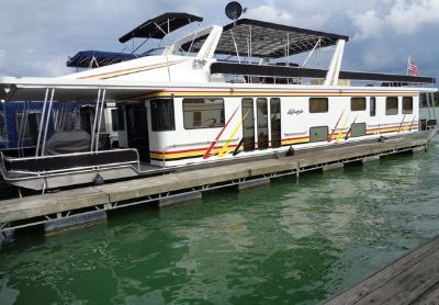 2003 Lakeview Yachts-Houseboat