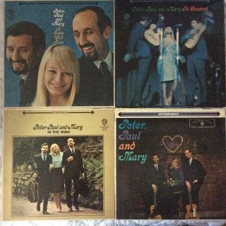 Record/LPs: Peter, Paul & Mary