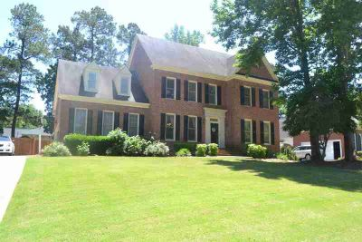 920 Burlington Drive EVANS Four BR, Looking for a all brick home