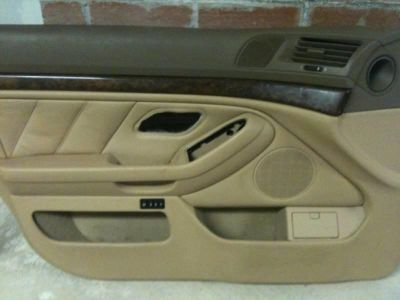Buy BMW 528I OEM Drivers side front door panel motorcycle in Philadelphia, Pennsylvania, US, for US $85.00
