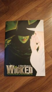 Wicked Playbook - London
