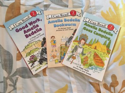 Lot of 3 books, excellent condition.