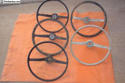 Old Steering Wheels To Restore