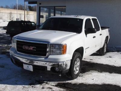 2007 GMC Sierra 1500 SLE2 (Summit White)