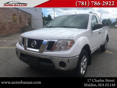 2009 Nissan Frontier LE (Avalanche White)