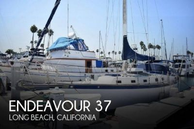 1981 Endeavour Sloop Rigged, Plan A 37