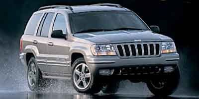 2002 Jeep Grand Cherokee Overland (Not Given)