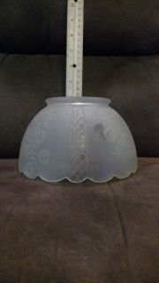 Light fixture, antiques, set of six, will sell individually
