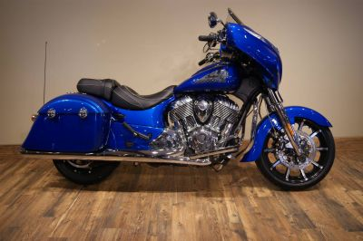 2018 Indian Chieftain Limited ABS Cruiser Motorcycles Saint Michael, MN