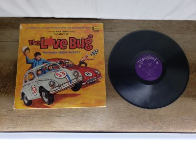 The Love Bug Vinyl