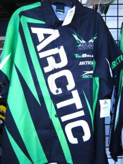 Buy Arctic Cat Pit Shirt Arcticwear Sno Pro Snowmobile Adult LARGE ZR XF motorcycle in Grimes, Iowa, United States, for US $59.99