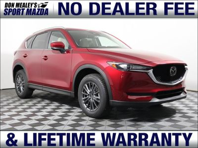 2019 Mazda CX-5 (Red Crystal)