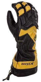 Purchase 2017 Klim Elite Glove - Redesigned - Black/Yellow motorcycle in Sauk Centre, Minnesota, United States, for US $239.99
