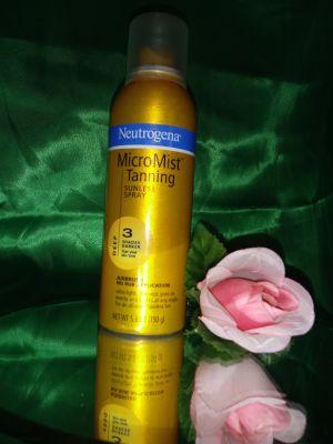 Neutrogena Sunless Tanning Spray