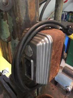 Fosdick conehead type drill press