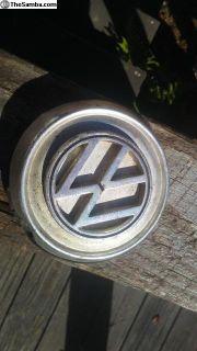 Ghia hood emblem both posts gasket 1 nut