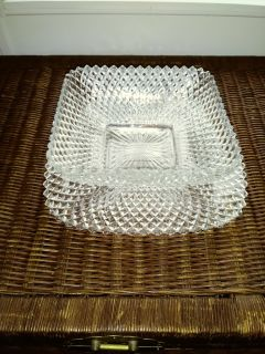 GLASS BOWL WITH PLATE