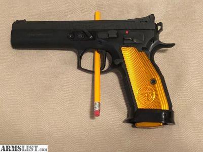 For Sale: CZ Tactical Sport Orange