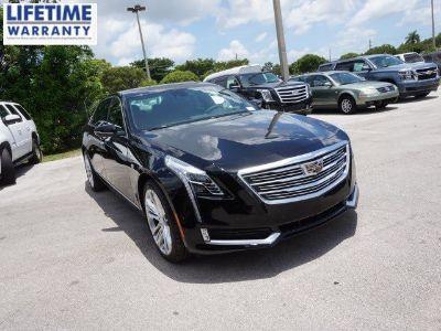 2016 Cadillac CT6 Sedan Platinum AWD (Black Raven)