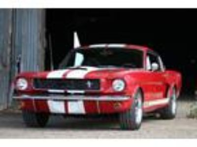 1966 Ford Mustang Shelby GT350 Tribute Fastback