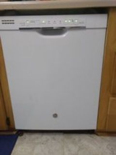 GE dishwasher - only 1 year old