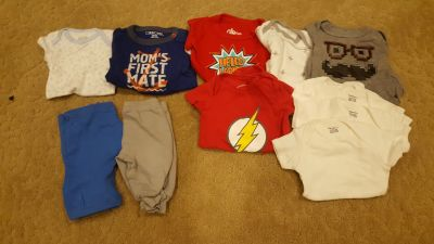 Boys newborn clothes