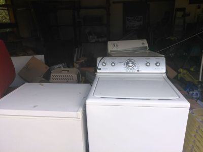 Washer-Dryer-Freezer Trio