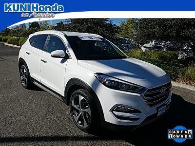 2017 Hyundai Tucson Limited (Winter White)