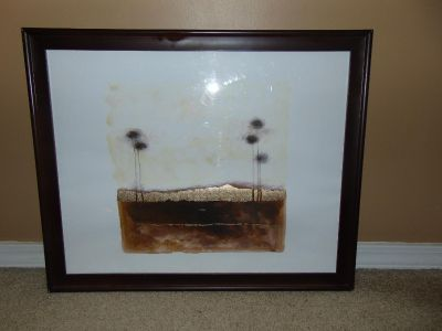 Brown Frame/Picture