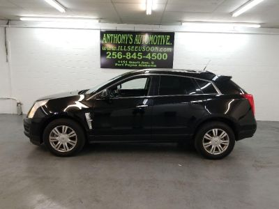 2010 Cadillac SRX Luxury (Black)