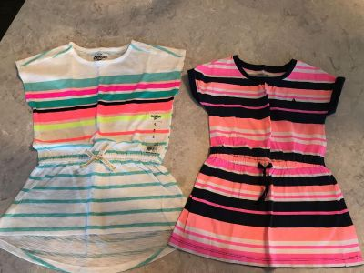 Tunic style tops size 5. One is NWT. Other euc! $7
