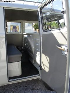 Crew / Double Cab Truck Interior Panel Set