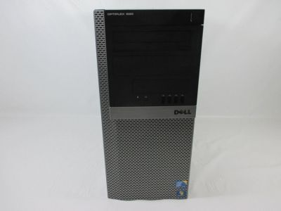 Dell Optiplex 980 Desktop Tower i7 2.9GHz 8GB 500GB HDD Win 7 w/MS Office