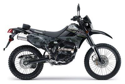 2019 Kawasaki KLX 250 Camo Dual Purpose Motorcycles Plano, TX
