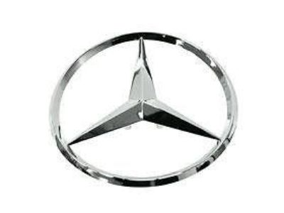 Buy Mercedes w204 Trunk Star emblem insignia GENUINE c-class rear decklid logo motorcycle in Lake Mary, Florida, US, for US $24.79