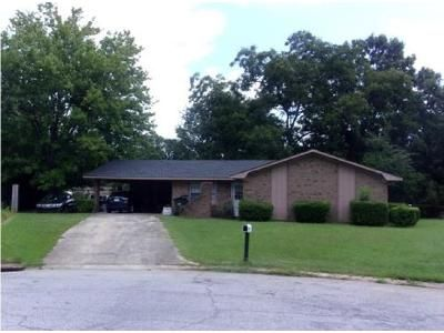 3 Bed 2 Bath Foreclosure Property in Warner Robins, GA 31093 - Forest Lake Ct