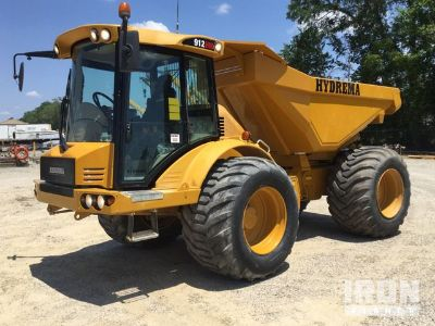 2015 (unverified) Hydrema 912HM Articulated Dump Truck