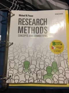 Research Methods Textbook